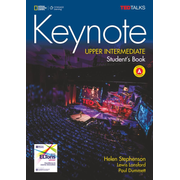 Keynote - B2.1/B2.2: Upper Intermediate - Student's Book (Split Edition A) + DVD - Unit 1-6