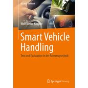 Smart Vehicle Handling - Test und Evaluation in der Fahrzeugtechnik