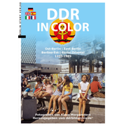 DDR in Color - Ost-Berlin 1960-1990