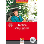 Jack's Endless Summer, mit 1 Audio-CD - Helbling Readers Red Series / Level 1 (A1)