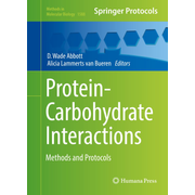 Protein-Carbohydrate Interactions - Methods and Protocols