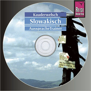 AusspracheTrainer Slowakisch (Audio-CD) - Reise Know-How Kauderwelsch-CD