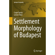 Settlement Morphology of Budapest