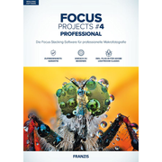 Franzis Verlag FOCUS projects 4 professional
