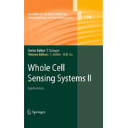 Whole Cell Sensing System II - Applications