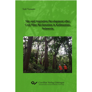 Site and Vegetation Development after Coal Mine Reclamation in Kalimantan, Indonesia