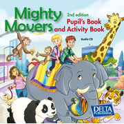 Mighty Movers - An activiy-based course for young learners. Audio CDs (2)