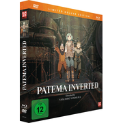 Patema Inverted - Collector's Edition (DVD und Blu-ray) [Limited Edition]