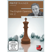 The English Opening Vol. 2 - Fritztrainer: Interaktives Video-Schachtraining