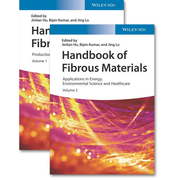 Handbook of Fibrous Materials - Vol. 1: Production and Characterization / Vol. 2: Applications in Energy, Environmental Science and Healthcare