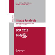 Image Analysis - 18th Scandinavian Conference, SCIA 2013, Espoo, Finland, June 17-20, 2013, Proceedings