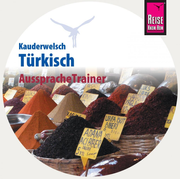 AusspracheTrainer Türkisch (Audio-CD) - Reise Know-How Kauderwelsch-CD
