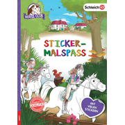 Schleich Horse Club Sticker-Malspaß