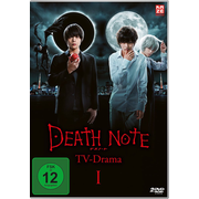 Death Note - TV-Drama - Vol. 1 (2 DVDs)