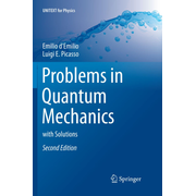 Problems in Quantum Mechanics - with Solutions