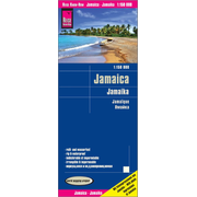 Reise Know-How Landkarte Jamaika / Jamaica (1:150.000) - reiß- und wasserfest (world mapping project)