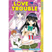 Love Trouble 11 - Trouble-Quest