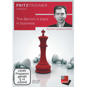 The Benoni is back in business - Fritztrainer - interaktives Video-Schachtraining