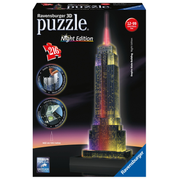 Ravensburger Empire State Building at Night 3D puzzle