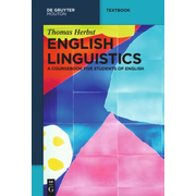 English Linguistics - A Coursebook for Students of English