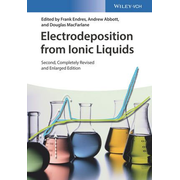 Electrodeposition from Ionic Liquids