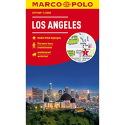 MARCO POLO Cityplan Los Angeles 1:12 000