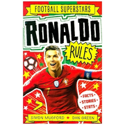 ISBN Ronaldo Rules (Football Superstars) book Paperback 128 pages