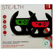 STEALTH Gaming SW-WHEEL Gaming Controller Black Steering wheel Nintendo Switch
