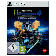 Monster Energy Supercross - The Official Videogame 4 (PlayStation PS5)