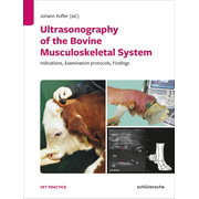 Ultrasonography of the Bovine Musculoskeletal System - Indications, Examination protocols, Findings