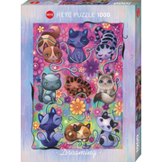 Kitty Cats Puzzle - 1000 Teile