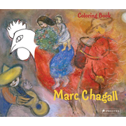 ISBN Coloring Book Chagall