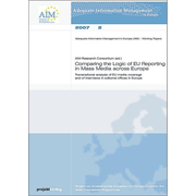 Comparing the Logic of EU Reporting in Mass Media across Europe - Transnational analysis of EU media coverage and of interviews in editorial offices in Europe