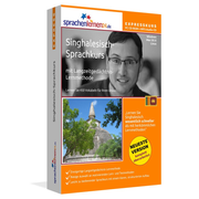 Sprachenlernen24.de Singhalesisch-Express-Sprachkurs - Lernsoftware auf CD-ROM für Windows/Linux/Mac OS X + Audio-Vokabeltrainer auf MP3-Audio-CD für Ihren Computer / MP3-Player / MP3-fähigen CD-Player