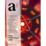 Swiss Performance 2018 - archithese 1.2018