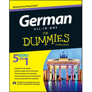 ISBN German All-in-One For Dummies, with CD