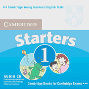 Cambridge Young Learners English Tests - Starters 1. Audio CD