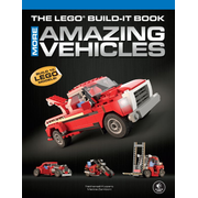 The LEGO® Build-It Book - More Amazing Vehicles