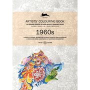 1960s - Artists' Colouring Book
