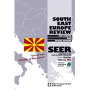 South East Europe Review - for Labour and Social Affairs