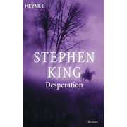 Heyne DESPERATION book Paperback