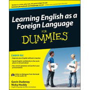 ISBN Learning English as a Foreign Language For Dummies