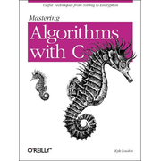 O'Reilly Mastering Algorithms with C software manual 562 pages
