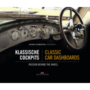 Klassische Cockpits / Classic Car Dashboards - Passion behind the Wheel