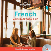 Lonely Planet French Phrasebook [With CD (Audio)]