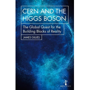 ISBN CERN and the Higgs Boson book Paperback 176 pages