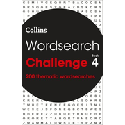 Wordsearch Challenge Book 4