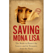 ISBN Saving Mona Lisa book Hardcover 400 pages