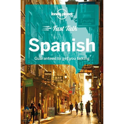 Lonely Planet Fast Talk Spanish 4