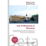 List of Museums in Romania